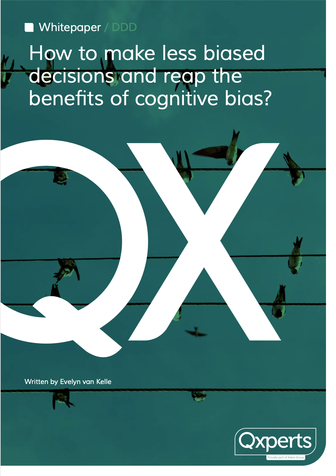 How to make less biased decisions and reap the benefits of cognitive bias?