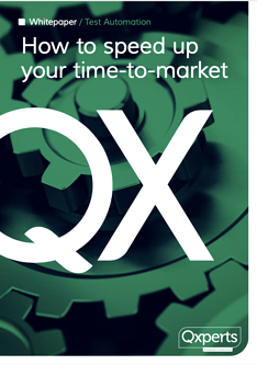 Front page - how to speed up your time to market
